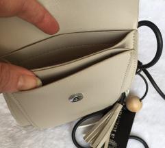 Nova talijanska kožna torbica