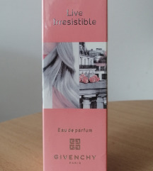 Givenchy Live Irrésistible parfem 75 ml