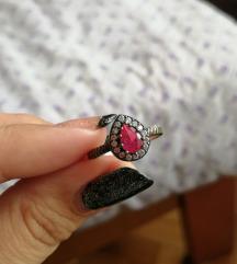srebro prsten Hurem kolekcija