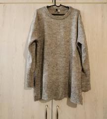 H&M divided vesta/pulover