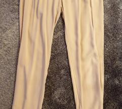 H&M lagane hlače, pamučne XS/S