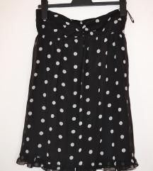 Mini haljina na točkice