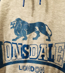 Lonsdale majica na kapuljaču
