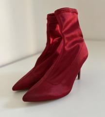 Čizmice crvene