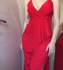 crvena haljina univer.vel.