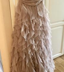 dugačka svečana haljina Naf Naf