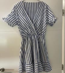 Lanena haljinica