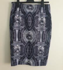 H&M midi suknja 42vel