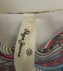 pepe jeans maxi haljina