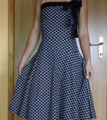 Vintage Retro haljina do koljena