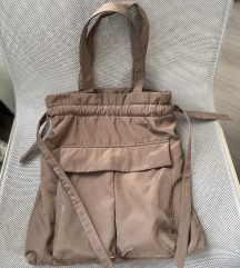 Zara shopper torba