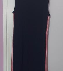 Zara maxi knit haljina