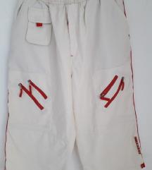 Prada kratke bež hlače XL