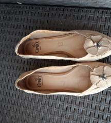 Brusena koža balerinke-  1 nošene