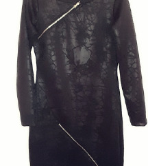 Velika akcija Crna haljina M