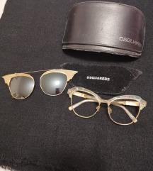 Dsquared2 naočale 2u1