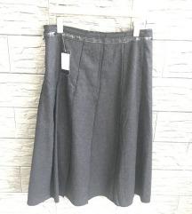 TAIFUN antracit suknja D 40