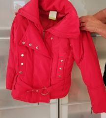 Dječja crvena jakna