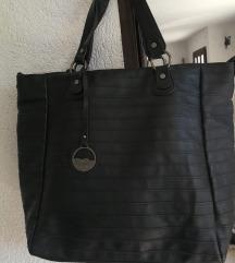 Crna velika torba
