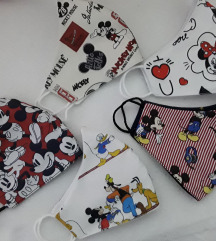 Maske Mickey-NOVI DEZENI