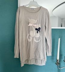 Oversize džemper
