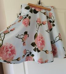 Cvjetna suknja M