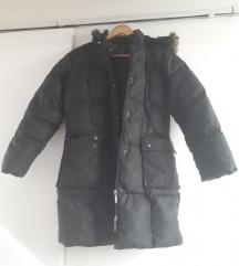 Zimska pernata jakna sa krznom 36 Xnation