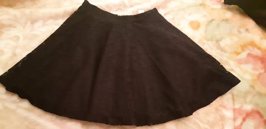 Nova čipkana suknja, M
