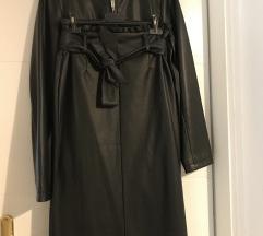 Kozna jakna i suknja 💋❤️