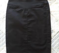 Crna pencil suknja Vero Moda CIJENA SA POŠTARINOM