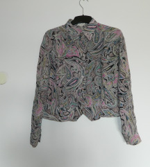 Košulja s fora dizajnom