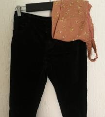 Oasis baršun  hlače + topić gratis👍🌼