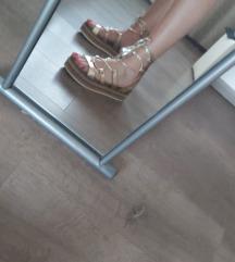 Josh kožne sandale