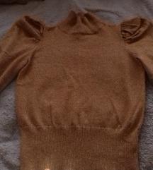 Camel pulover sa puf rukavima %%%