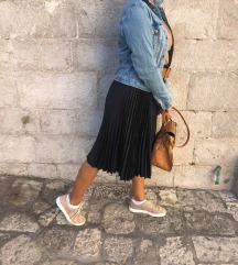 H&M plisirana suknja 40