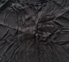 Crna majica tunika