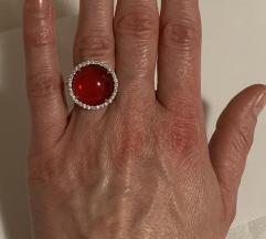 Novi srebrni prsten 925   %%%