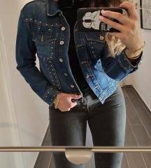 Jeans jakna Stradivarius