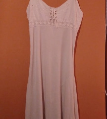 Ljetna lanena haljinica + simbolični poklon