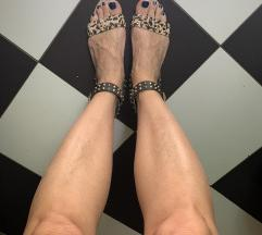 Zara sandale limited edition 39