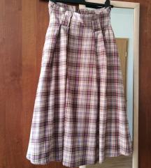 Midi suknja 38