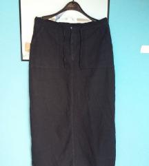 Suknja , lan, 44
