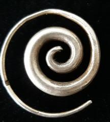 Naušnice čisto srebro 925