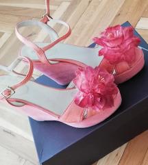 Sandale Amarantha boja breskve