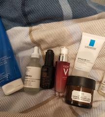 Lot kozmetike za lice