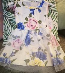 Haljina nova, vel. 2-3 godine, sa etiketom