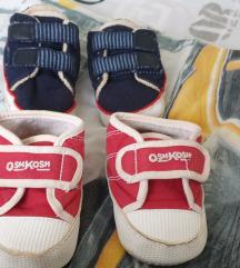 Dvoje cipelice za nehodače