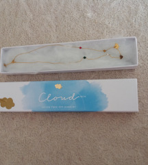 Cloud&Co ogrlica