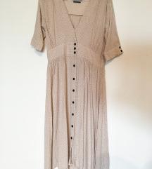 Reserved midi haljina