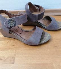 TAMARIS ljetne sandale kozne